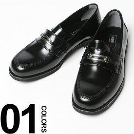 大きいサイズ メンズ VITTORIO VENETO (ヴィットリオヴェネット) 日本製 防滑 甲高6E 抗菌防臭 ビットローファー [26.0 26.5 27.0 27.2 28.0 28.5 29.0 30.0 cm] サカゼン 大きいサイズのビジネスシューズ 靴 シューズ ビット