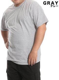 大きいサイズメンズHanes(ヘインズ)BEEFY無地丸首半袖Tシャツ◇(メンズファッションTシャツインナーカットソー重ね着着こなしおしゃれギフトプレゼントクルーネック夏物大きなサイズ丸首通販楽天)