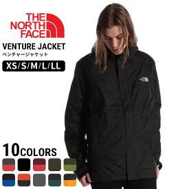 ノースフェイス THE NORTH FACE ベンチャージャケット VENTURE JACKET メンズ ブラック/カーキ/S M L ザ・ノースフェイスメンズ カジュアル 男性 メンズファッション アウター アウトドア 機能性