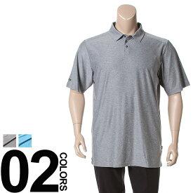 【ポイント5倍対象】 返品・交換不可 在庫処分価格 ゴルフウェア 大きいサイズ メンズ SKECHERS スケッチャーズ ストレッチ ロゴ 半袖 ゴルフ ポロシャツ