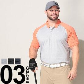 \最大2千円OFFクーポン/ナイキ ゴルフウェア メンズ 大きいサイズ ポロシャツ 半袖 DRY-FIT 胸ロゴ 1XL 2XL オレンジ/ブラック/ネイビー NIKE