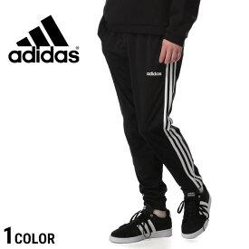 アディダス パンツ adidas サイドライン 裾リブ トラックパンツ M-CORE 3STRIPESメンズ カジュアル 男性 ファッション ボトムス スポーツ ジャージ シンプル ロゴ FSG28DQ3076