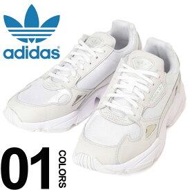 adidas (アディダス) メッシュ&スエードアッパー ローカットスニーカー FALCON Wブランド レディース カジュアル ファッション 靴 シューズ スニーカー スポーツ ランニング ADB28128