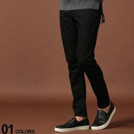 EMPORIO ARMANI (エンポリオ アルマーニ) ロゴワンポイント ジップフライ ブラック ジーンズ SLIMブランド メンズ 男性 カジュアル ファッション ボトムス ジーパン デニム 細身 コットン EA6G1J061D7WZ