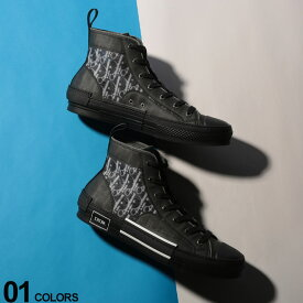 Christian Dior (クリスチャン ディオール) ロゴ テクニカルファブリック ハイカットスニーカー DIOR OBLIQUEブランド メンズ 男性 カジュアル ファッション 靴 シューズ スニーカー ストリート CD3SH118YJP
