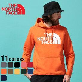 THE NORTH FACE (ザ・ノース・フェイス) パーカー フロント プリント プルオーバー フーディー パーカー HALFDOMEメンズ カジュアル 男性 ファッション トップス 長袖 NF0A3FR1