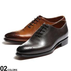 Dino Draghi (ディーノ ドラーギ) レザー プレーントゥ 内羽根 メダリオン シューズブランド メンズ 男性 シューズ 靴 ビジネスシューズ 革靴 レザー フォーマル ビジネス 紳士 黒 茶色 DD0202395