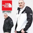 マウンテンパーカー 大きいサイズ メンズ フルジップ ジャケット DRYVENT MOUNTAIN Q JACKET-EU スポーツ レジャー ブラック 1XL-2XL THE NORTH FACE ザ ノースフェイス