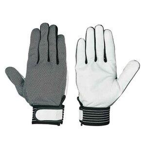シモン 山羊 羊 革手袋 皮手袋 GT-138 しなやかで耐久性に優れるます 甲部メッシュで通気性良好 皮手袋