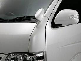 【シルクブレイズ】スタイリッシュフェンダーミラー ハイエース200系 標準・ワイド 共通