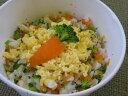 心臓病応援! ホタテと卵と野菜のリゾット  M
