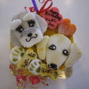 似顔絵ケーキ♪米粉18顔2個(お誕生日ケーキ ワンコケーキ 犬用ケーキ 犬の誕生日 犬のおやつ 犬ケーキ 犬のお祝い 犬のプレゼ…
