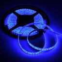 ●短色 LEDテープライト● 12V 高輝度 5M 300連 防水IP65 切断可能 白ベース/LED 強力粘着両面テープ 正面発光 SMD 5…