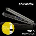 【モアチェンジ プレゼント!】グランパーム ストレートアイロン Glam Palm GP201CL GM ガンメタル ブラック (送料無料 アイロン/スト…