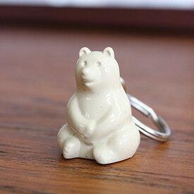 キーホルダー【正規品】 Polar Bear Key holder しろくま キーホルダー |白くま キーホルダー シロクマ キーホルダー フィンランド 鍵 カギ PLASTEP Nordea Bank MK Tresmer MKTresmer プレゼント ギフト 雑貨 熊 おしゃれ クローネ 貯金箱