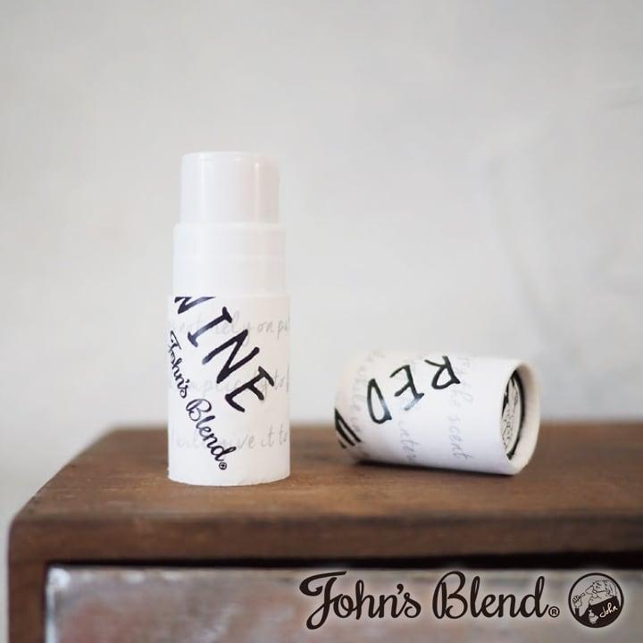 【正規品】ジョンズブレンド John'sBlend フレグランススティック ジョンズブレンド 3.5g 消臭 芳香 ホワイトムスク アップルペアー レッドワイン ムスクジャスミン ノルコーポレーション ギフト プレゼント Johns Blend
