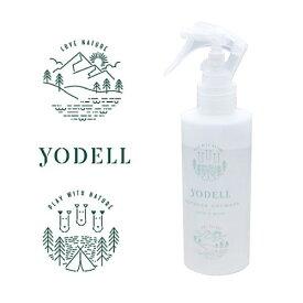 【ミスト】YODELL OUTDOOR ヘア&ボディドライウォッシュ ヨーデルアウトドア ヘア&ボディ ドライウォッシュ | 西部頭髪 ドライシャンプー風 アウトドア 水のいらないシャンプー ボディソープ 乾燥対策 保湿 全身洗浄料 髪 肌 全身に使える 臭い YODEEL