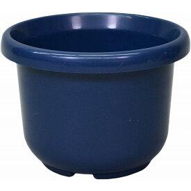 【あす楽対応・送料無料】アップルウェアー輪鉢F型 10号ブルー