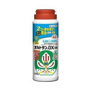 【あす楽対応・送料無料】住友化学園芸(株)オルトランDX粒剤200G