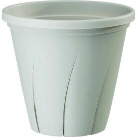 【あす楽対応・送料無料】大和プラスチック根はり鉢 10号ホワイト