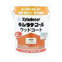 【あす楽対応】カンペハピオ水性キシラデコールウッドコートワイス3.4L