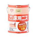 【あす楽対応・送料無料】カンペハピオ油性ウレタン床用ニスとうめい3L