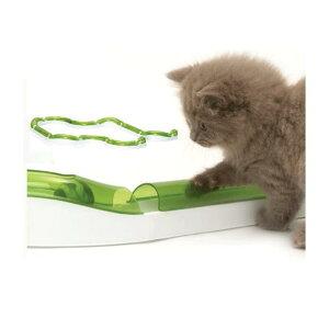狩猟本能をくすぐる catit Senses2.0 スーパーサーキット【猫/おもちゃ/ボール/かわいい/おしゃれ】