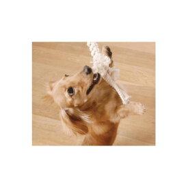 天然素材のコットン使用 アドメイト ナチュラルコットンロープ SSサイズ 【犬/おもちゃ/頑丈/噛む/ロプ】