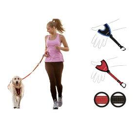 [メール便対応可][手に巻けるタイプのリード] EZY DOG イージードッグ ハンディリード[全2色]【犬 リード ランニング 散歩】