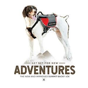[送料無料]おでかけに最適 EZY DOG サミットバックパック Mサイズ 【犬/車/ドライブ/バッグ】