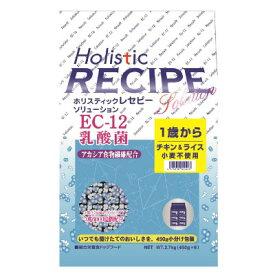 愛犬の毎日のおなかの健康に ホリスティックレセピー ドッグフード  EC-12 チキン 11.4kg 【犬/ドッグフード/消化】