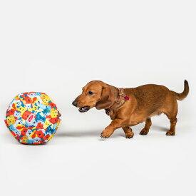 風船を使ったおもちゃ  Petbloon ペットブルーン ドッグ・バルーン 【犬/ボール/風船】