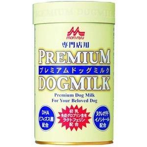 定番の犬用ミルク 森乳 ワンラック プレミアム ドッグミルク 150g 国産品 【犬/ミルク/子犬/母犬】