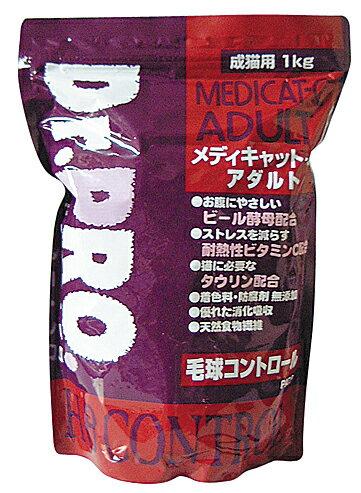 ニチドウ Dr.PRO ドクタープロ キャットフード メディキャットC アダルト 1kg 【キャットフード/猫/アダルト/成猫】