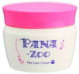 ペット向け、皮膚肉球クリーム パナズーパウケアクリーム 水溶性ジェル 60g 【犬/猫/肉球/保湿】