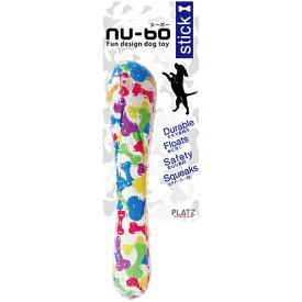 カラフルな犬用のおもちゃ プラッツ ヌーボー スティック Sサイズ 【犬/おもちゃ/丈夫/鳴る】