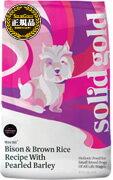 小型犬用の超小粒 ドックフード ソリッドゴールド ウィービット 1kg  正規品 【犬/ドックフード/小型犬用/超小粒】