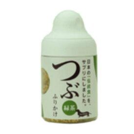 口臭ケアに役立つ緑茶を使用 伝統食ふりかけ つぶ 緑茶 ボトルタイプ 85g 【犬/おやつ/トッピング/ふりかけ】