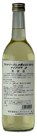 ワイナリーでしか買えないわいん ナイアガラはこだてわいん(北海道函館ワイン)やや甘口 限定販売 白ワイン