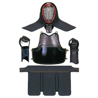 검도 갑옷 세트 검도 갑옷 세트 WASHITAKA 6mm 재봉틀/SS. S.M.L/네이 비 뉴 세트 검도 의상/갑옷/죽도/팔 보호구는 무술 원