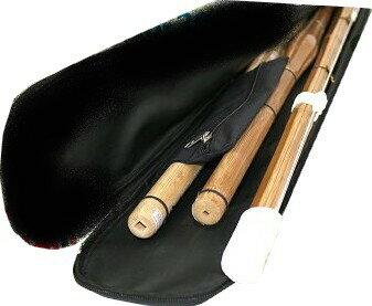 【剣道竹刀袋】竹刀袋オリジナル竹刀入れ【肩掛け付き】アジャスター付きなので長さが調整できます。竹刀の出し入れがしやすいよう大きく口が開くのが特徴!剣道着/防具/竹刀/小手なら武道園
