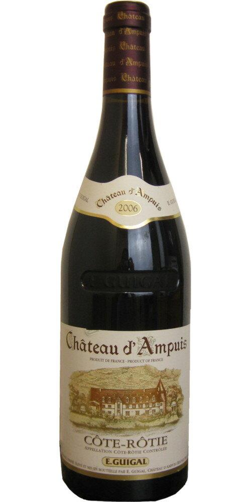 【ポイント2倍】【お買い得】【本数限定】E・ギガル シャトー・ダンピュイ 2006 750ML (フランスワイン)(赤ワイン)(店)