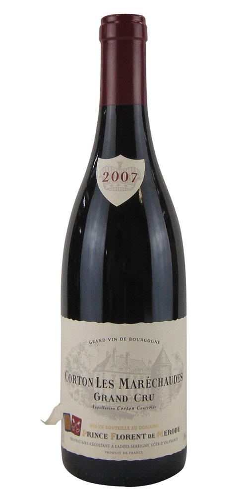 プランス・フローラン・ド・メロード コルトン・レ・マレショード 特級畑 2007 750ML (フランスワイン)(赤ワイン)