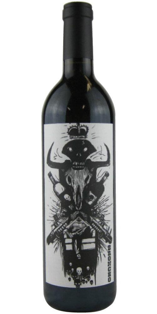 チャールズスミス・ワインズ ブロンコ マルベック 2014 750ML (アメリカワイン)(赤ワイン)