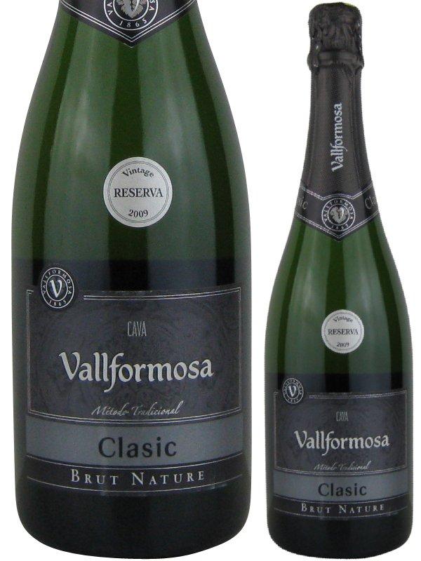 ヴァルフォルモサ カヴァ ブリュット・ナチュレ クラッシック 【白ワイン】【泡】 750ml