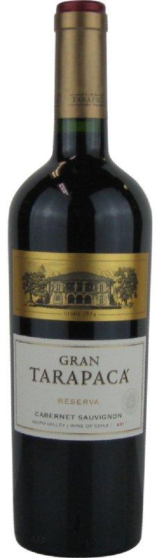 グランタラパカ カルベネソーヴィニヨン(赤ワイン)750ml