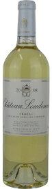 【フランス・白】シャトー・ルデンヌ ブラン 2016 ボルドー(白ワイン)750ml 〜Chateau Loudenne BLANC〜