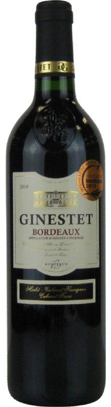 ジネステ・ボルドー・ルージュ フランスワイン/ボルドーワイン(赤ワイン)750ml