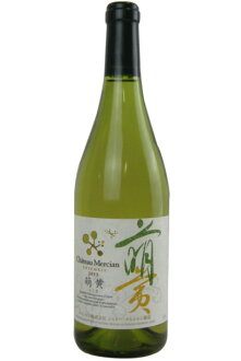 Chateau Mercian ensemble moegi (moegi) 2013 750ML (Japan wine) (white wine)
