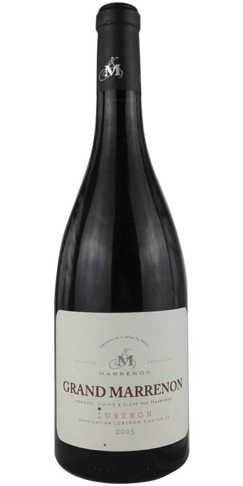 【直輸入】【プロのお客様も納得!】グラン・マレノン コート・ド・リュベロン 750ML (フランスワイン)(赤ワイン)